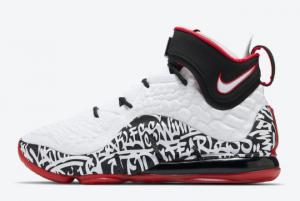 CT6052 100 Nike LeBron 17 Graffiti 2020 For Sale 300x201