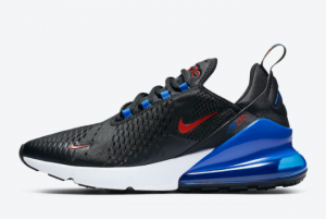 DC0957 001 Nike Air Max 270 Black Blue Red 2020 For Sale 300x201