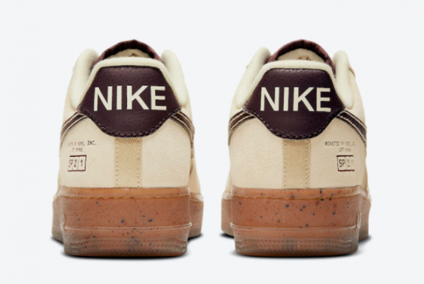 2021 New Nike Air Force 1 Low Coffee DD5227-234 Online-2
