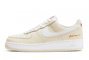 2021 Nike Air Force 1 Low PRM Popcorn CW2919-100 New Style Shoes
