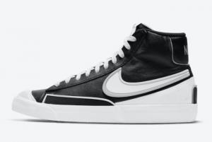 2021 Nike Blazer Mid '77 Infinite Black White DA7233-001 For Sale Outlet