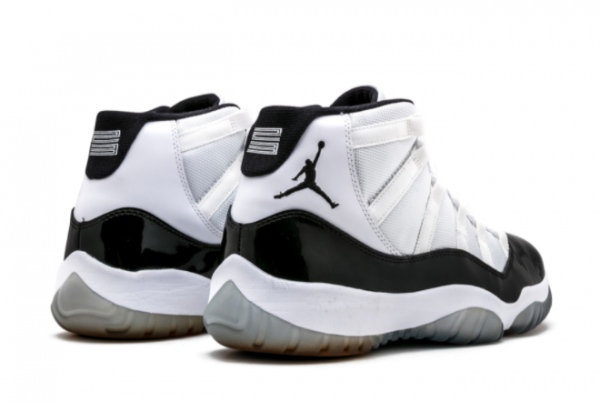 Best Sell Air Jordan 11 Retro Concord 378037-107 Running Shoes-2