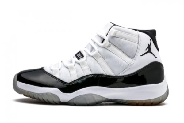 Best Sell Air Jordan 11 Retro Concord 378037-107 Running Shoes