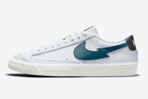 Buy Nike Blazer Low '77 Aquamarine DJ6895-100 Shoes Online