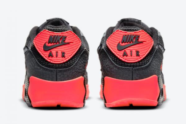 Cheap Nike Air Max 90 Kiss My Airs DJ4626-001 For Sale-2