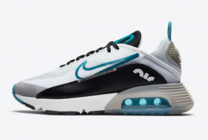 New Nike Air Max 2090 Green Abyss CV8835-100 For Sale