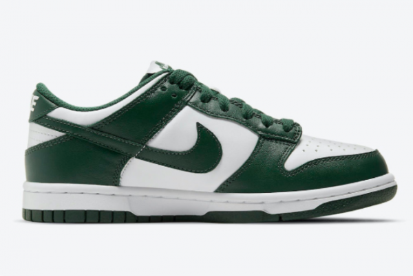 New Nike Dunk Low Team Green DD1391-101 For Sale-1