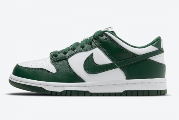 New Nike Dunk Low Team Green DD1391-101 For Sale