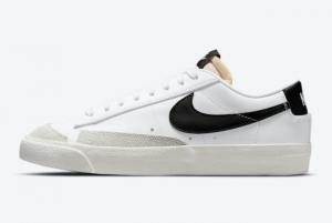 Cheap Nike Blazer Low White/Black DC4769-102