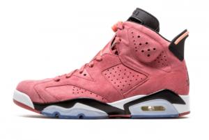 2014 Macklemore x Wmns Air Jordan 6 Clay 522208-520 For Women