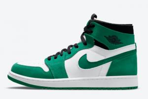 2021 Buy Air Jordan 1 Zoom Comfort Stadium Green CT0978-300 Online