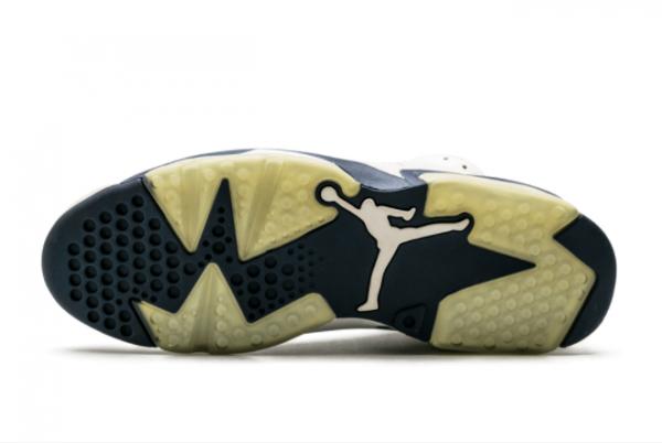 2021 Cheap Air Jordan 6 Midnight Navy Basketball Shoe CT8529-141-2