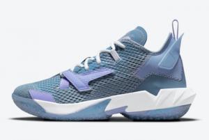 2021 Cheap Jordan Why Not Zer0.4 Blue Purple CQ4230-400