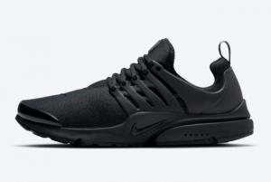 2021 Cheap Nike Air Presto Triple Black CT3550-003 New Arrival