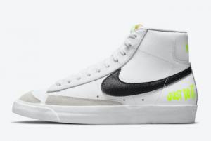 2021 Latest Nike Blazer Mid Just Do It DM2834-100