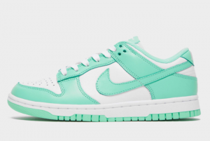 2021 Latest Nike Dunk Low WMNS Green Glow DD1503-105 For Sale