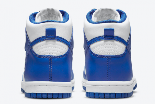 2021 New Arrival Nike Dunk High Game Royal DD1399-102-2