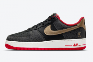 2021 New Release Nike Air Force 1 Low Spades DJ5184-001