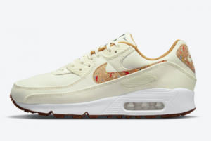2021 Nike Air Max 90 Cork DD0384-100 For Sale Online