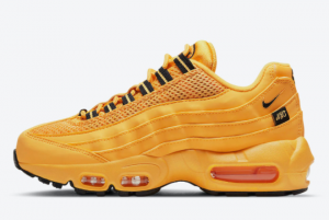 2021 Nike Air Max 95 GS NYC Taxi DH0147-700 Running Shoes