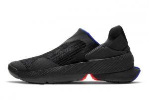 2021 Nike Go FlyEase Black/Anthracite-Racer Blue CW5883-001 For Cheap