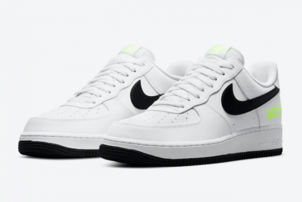 2021 Shop Nike Air Force 1 Low Just Do It DJ6878-100-2
