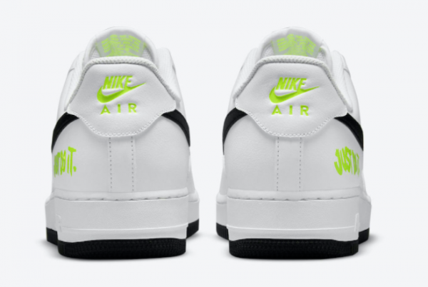 2021 Shop Nike Air Force 1 Low Just Do It DJ6878-100-3