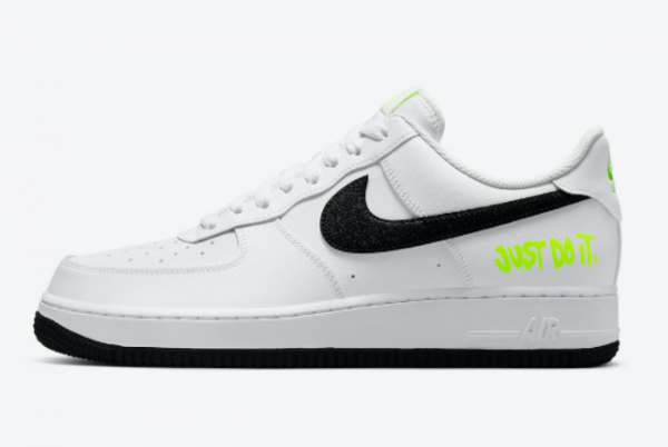 2021 Shop Nike Air Force 1 Low Just Do It DJ6878-100