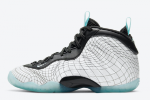 Best Sell Nike Little Posite One Glacier Ice CW1596-005 For Sale
