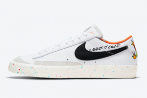 Best Selling Nike Blazer Low 77 White/Multi-Color DJ4279-101