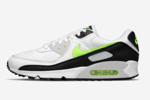 Brand New Nike Air Max 90 Hot Lime CZ1846-100 For Sale