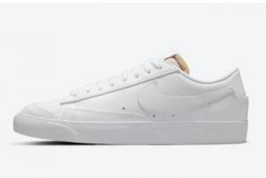 Cheap Nike Blazer Low Triple White DC4769-101 Hot Sale