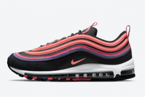Most Popular Nike Air Max 97 Sunset DJ5137-001 For Sale