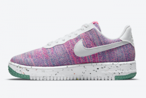 New Nike Air Force 1 Flyknit 2.0 Pink Purple DC7273-500 Sale
