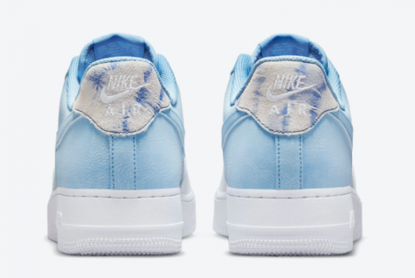 New Nike Air Force 1 Low Psychic Blue CZ0337-400 On Sale-2