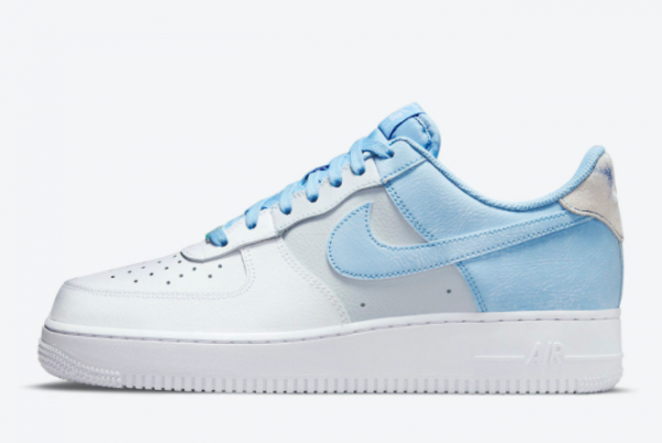 New Nike Air Force 1 Low Psychic Blue CZ0337-400 On Sale