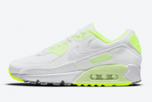 New Nike Air Max 90 Exeter Edition White Volt To Buy DH0133-100