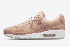 Nike Air Max 90 Laser DC7948-100 Sport Shoes