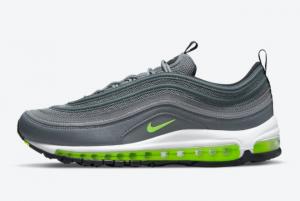 Nike Air Max 97 Grey Neon Men's Shoes DJ6885-001