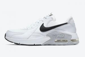 Nike Air Max Excee White/Pure Platinum-Black Mens Shoes CD4165-100