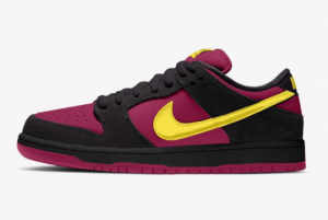 Nike SB Dunk Low Red Plum BQ6817-501 Cheap Sale