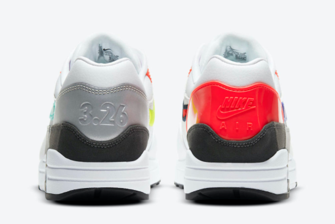 """2021 Best Sell Nike Air Max 1 """"Evolution of Icons"""" CW6541-100"""