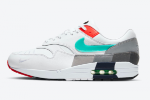 2021 Best Sell Nike Air Max 1 Evolution of Icons CW6541-100