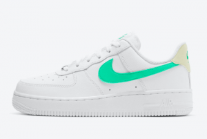 2021 Cheap Nike Air Force 1 Low Green Glow 315115-164