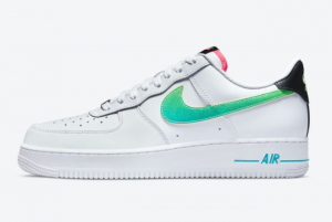 2021 Cheap Nike Air Force 1 Low White DJ5148-100