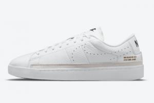 2021 Cheap Nike Blazer Low x White Gum DA2045-100