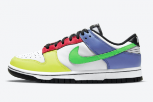 2021 Cheap Nike Dunk Low Multi-Color DD1503-106 On Sale