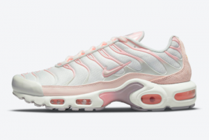 2021 Hot Sale Nike Wmns Air Max Plus White Pink DM3037-100