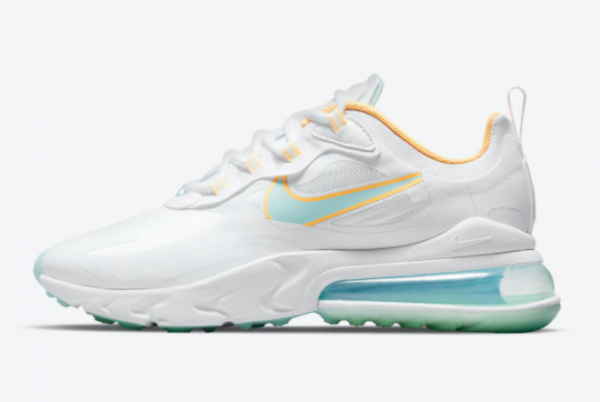 2021 Latest Nike Air Max 270 React Beach DJ3027-100 Hot Sale