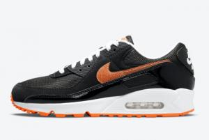 2021 Latest Nike Air Max 90 Football DJ5981-001 Fast shipping